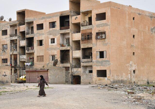 Deir ez-Zor, Syria. File photo