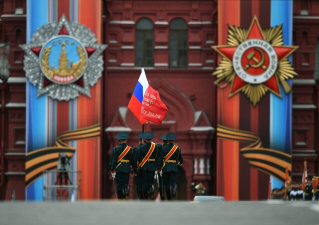 2017 Victory Day Parade in Moscow