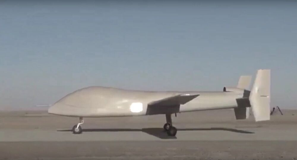 The Riyad-based company King Abdulaziz City for Science and Technology (KACST) presented Saqr 1, a first drone produced in Saudi Arabia, local media reported Friday