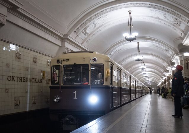 When the Trains Go Marching In: Moscow Metro Celebrates 82nd Anniversary