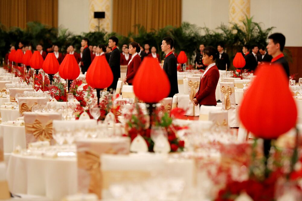 The Art of Hospitality: China Welcomes World Leaders at 'One Belt, One Road' Gala Dinner