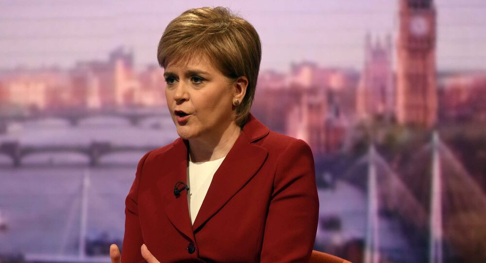 Border protesters 'do not speak for me', says First Minister