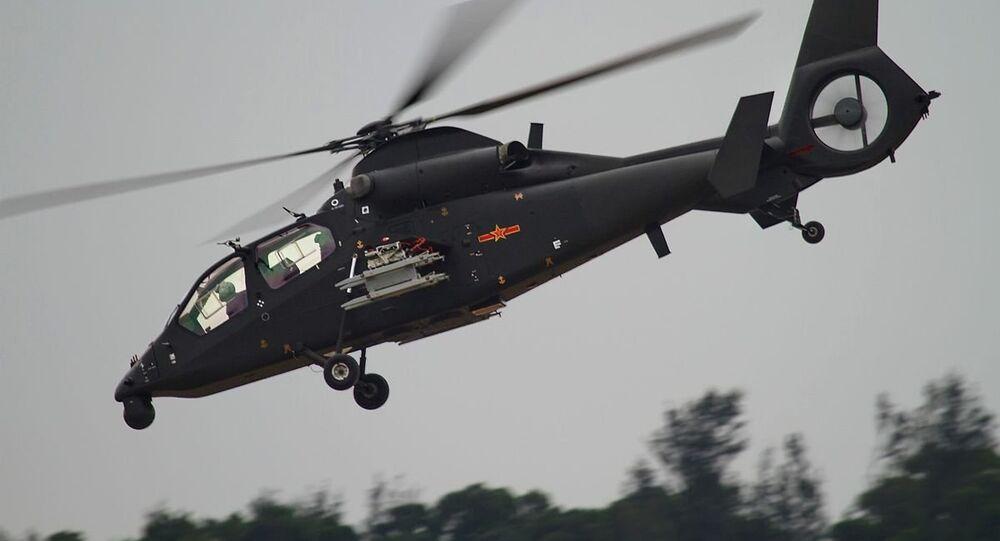 Harbin Z-19 helicopter