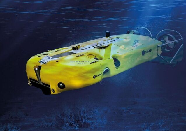 Saab's Double Eagle SAROV detects, classifies and disposes of maritime explosives