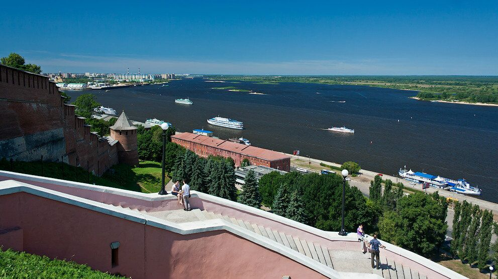 Mother Volga: A Tour of Europe's Longest River