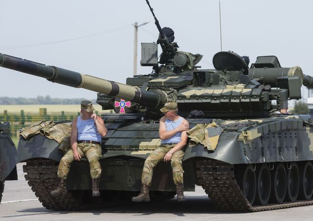Ukrainian Armed Forces receive 141 units of military machinery