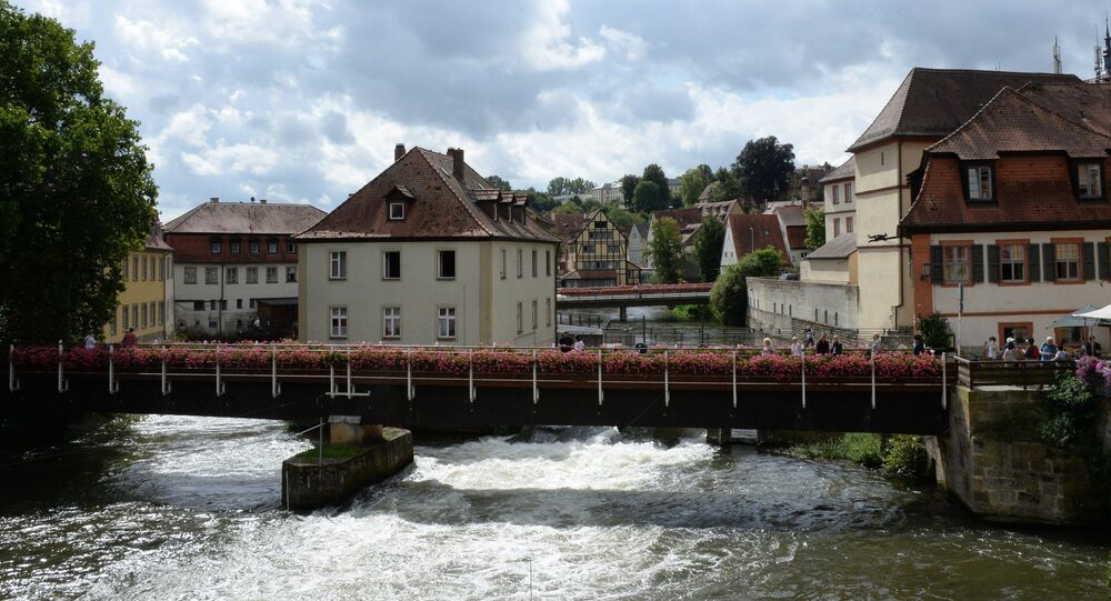 Cities of the world. Bamberg
