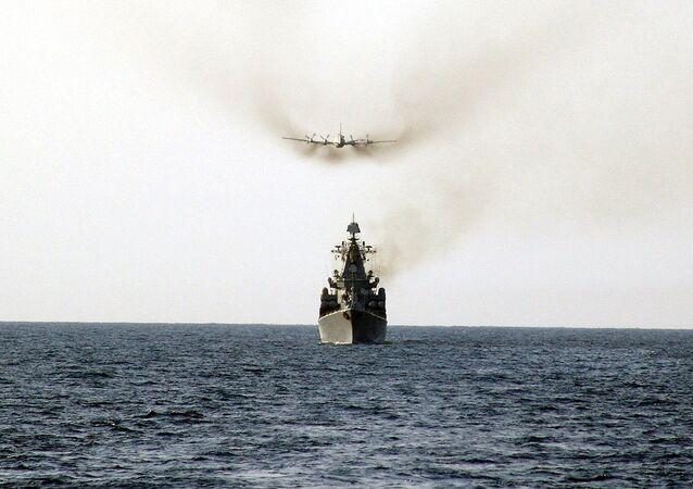 Russian Pacific fleet