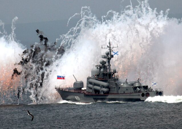 Guardian of the East: The Might of Russian Pacific Fleet