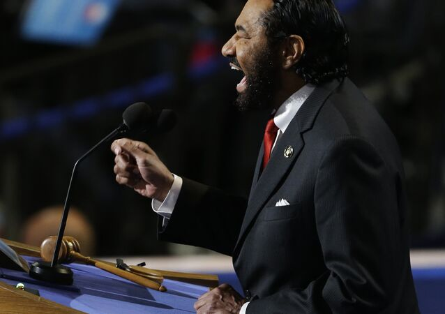 Democratic Rep. Al Green of Texas