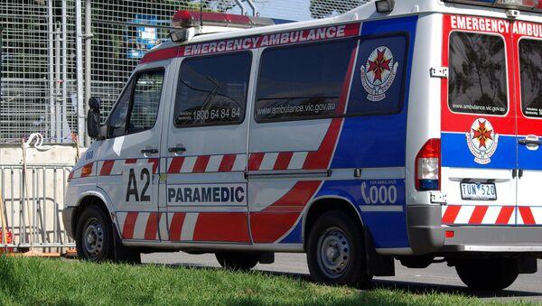 South Melbourne ambulance - Sputnik International