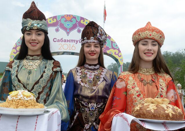 Sabantuy festival celebrated across Russia