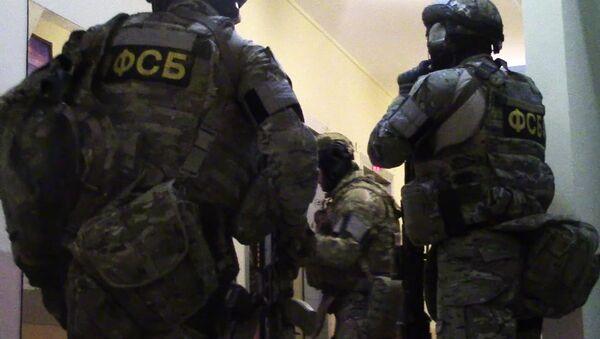 Federal Security Service agents. (File) - Sputnik International