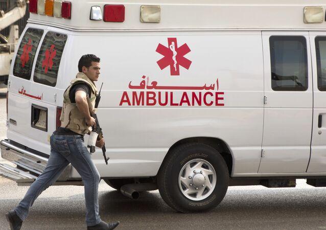 Egypt Ambulance