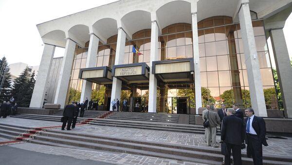 New Moldovan Parliament gathers for first meeting - Sputnik International