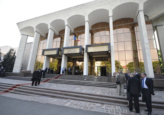 New Moldovan Parliament gathers for first meeting