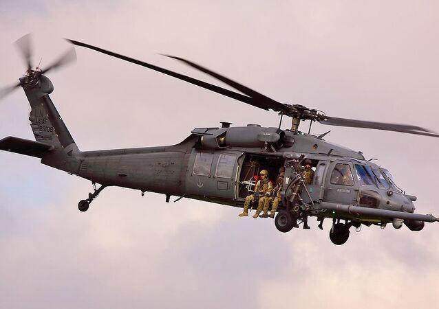 HH60 Pave Hawk - American Air Day Duxford