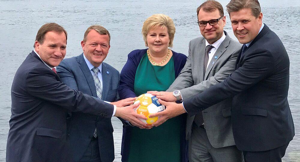Sweden Snubs Norwegian Migration Minister Over Immigration Remarks Sputnik International