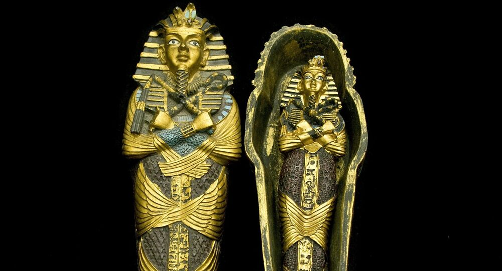 Egypt prepares for 'Golden Parade' of ancient mummies