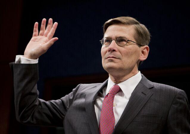 Former CIA Deputy Director Michael Morrell