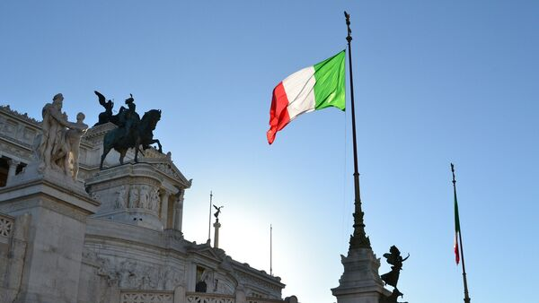 Flag of Italy - Sputnik International