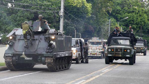 Philippines Daesh Militants  - Sputnik International