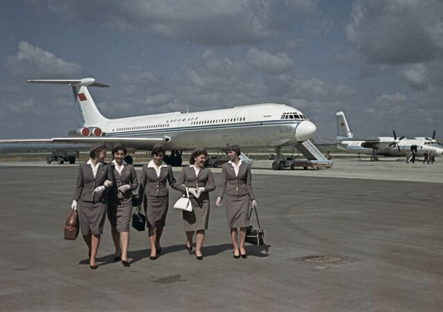 Masters of the Sky: Legendary Soviet Passenger Planes