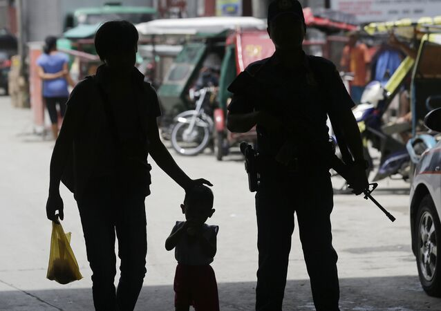The Philippine National Police have been placed under full alert status following the declaration of martial law in Mindanao southern Philippines