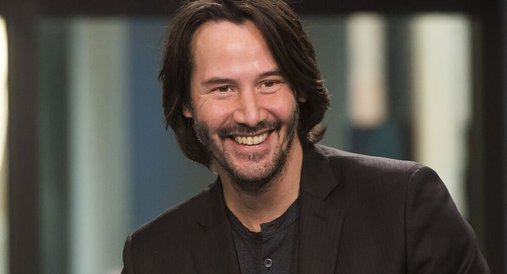 That Time Keanu Reeves Refused To Yell At Winona Ryder On Set