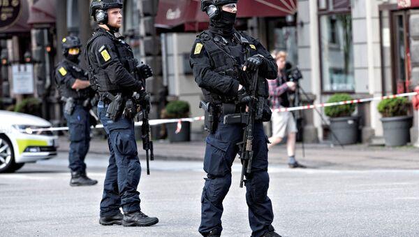 Danish police (File) - Sputnik International