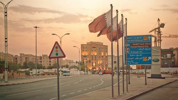 Doha, Qatar - Sputnik International