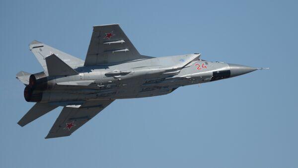 MiG-31 aircraft - Sputnik International