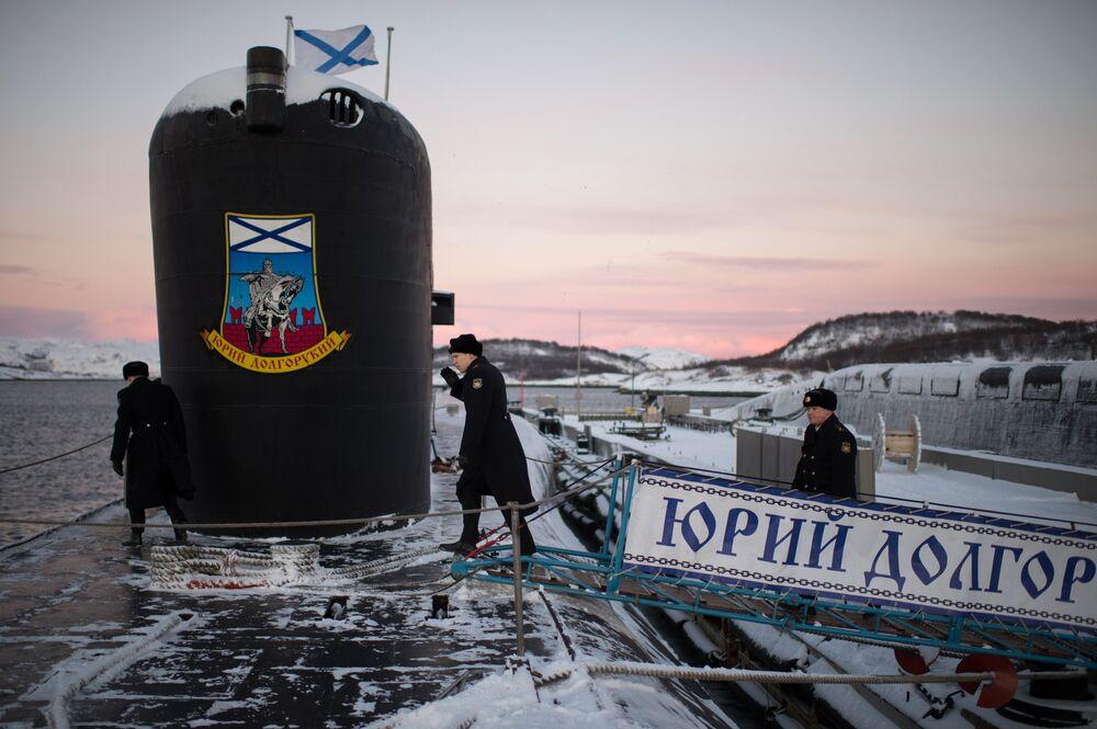Everyday Life of Russia's Northern Fleet