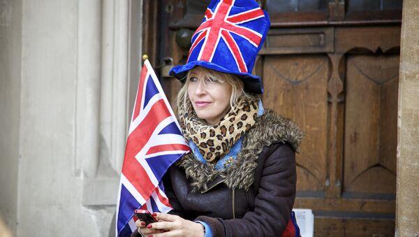Brit - Sputnik International