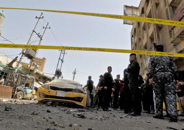 Iraq police. (File)