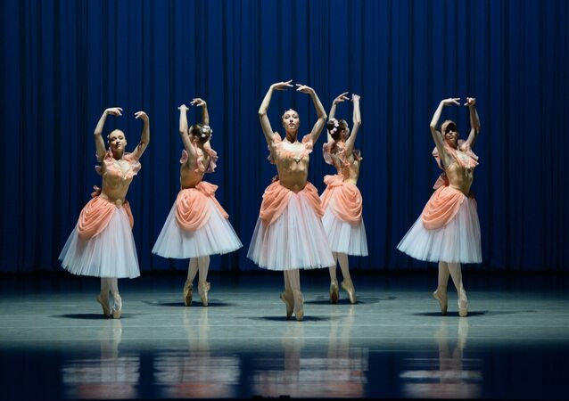 Backstage View: An Insider Look at Young Russian Ballerinas' Performance