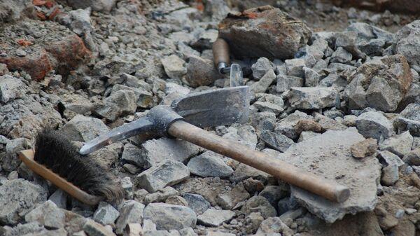 Archaeologist tools - Sputnik International
