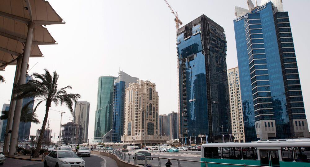 Qatar's capital, Doha