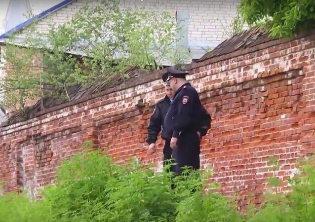 A Cannabis Field Was Found Near a Russian Monastery