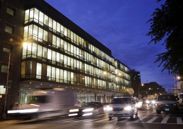 Bellevue Hospital, New York (File)