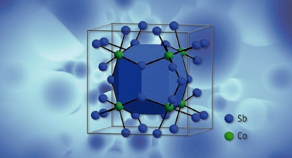 Crystal cell
