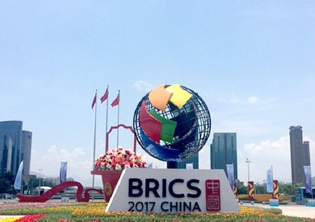 Logo of the BRICS