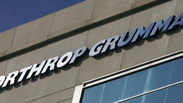 Northrop Grumman logo is shown at their Reston, Virginia, office. (File) - Sputnik International
