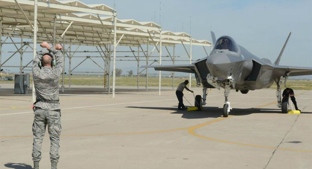 F-35 Luke Air Force Base