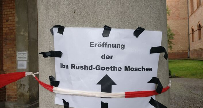 Opening of the Ibn Rushd-Goethe Mosque