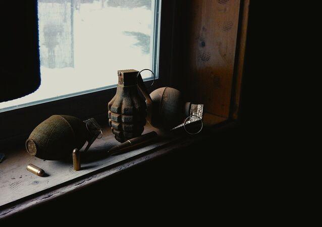Hand - grenades
