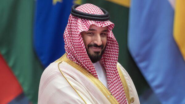 Deputy Crown Prince and Defense Minister of Saudi Arabia Mohammad bin Salman Al Saud - Sputnik International