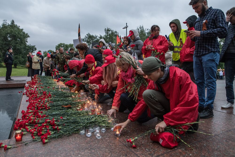 The Great Patriotic War: A Day of Grief and Remembrance in Russia