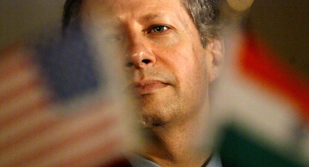(File) US Ambassador to India Kenneth Juster.