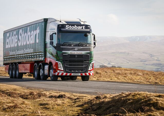 Eddie Stobart upgrades telematics with microlise rollout